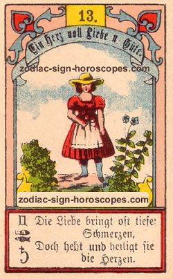 The child, monthly Virgo horoscope January