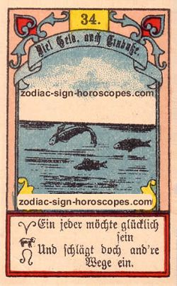 The fish, monthly Virgo horoscope January
